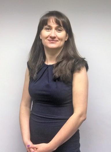 Olga Austin, Financial Controller