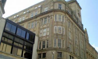 Coopers building Liverpool